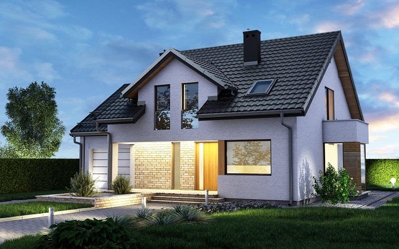 Výhody plechové střechy nejen v zimě